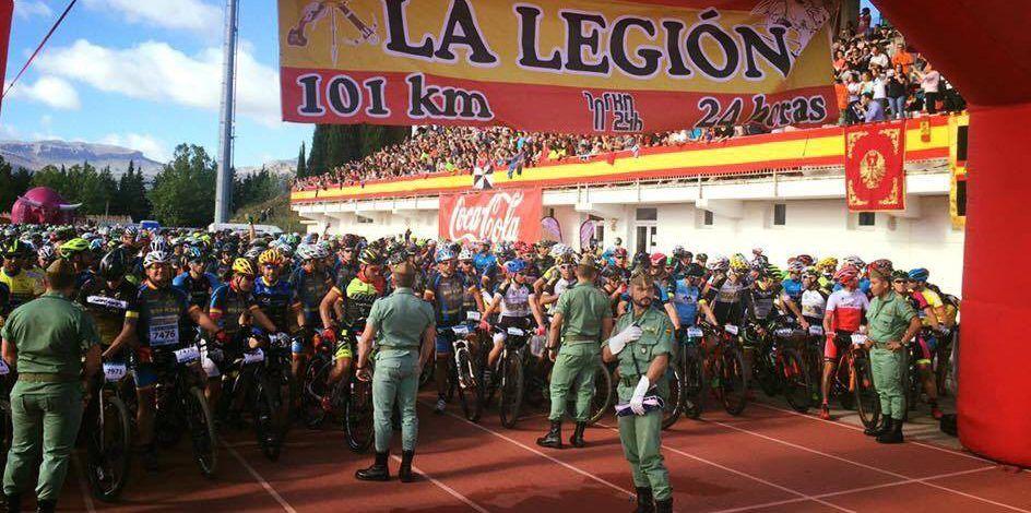 Angel Rodrigo en los 101 km de Ronda